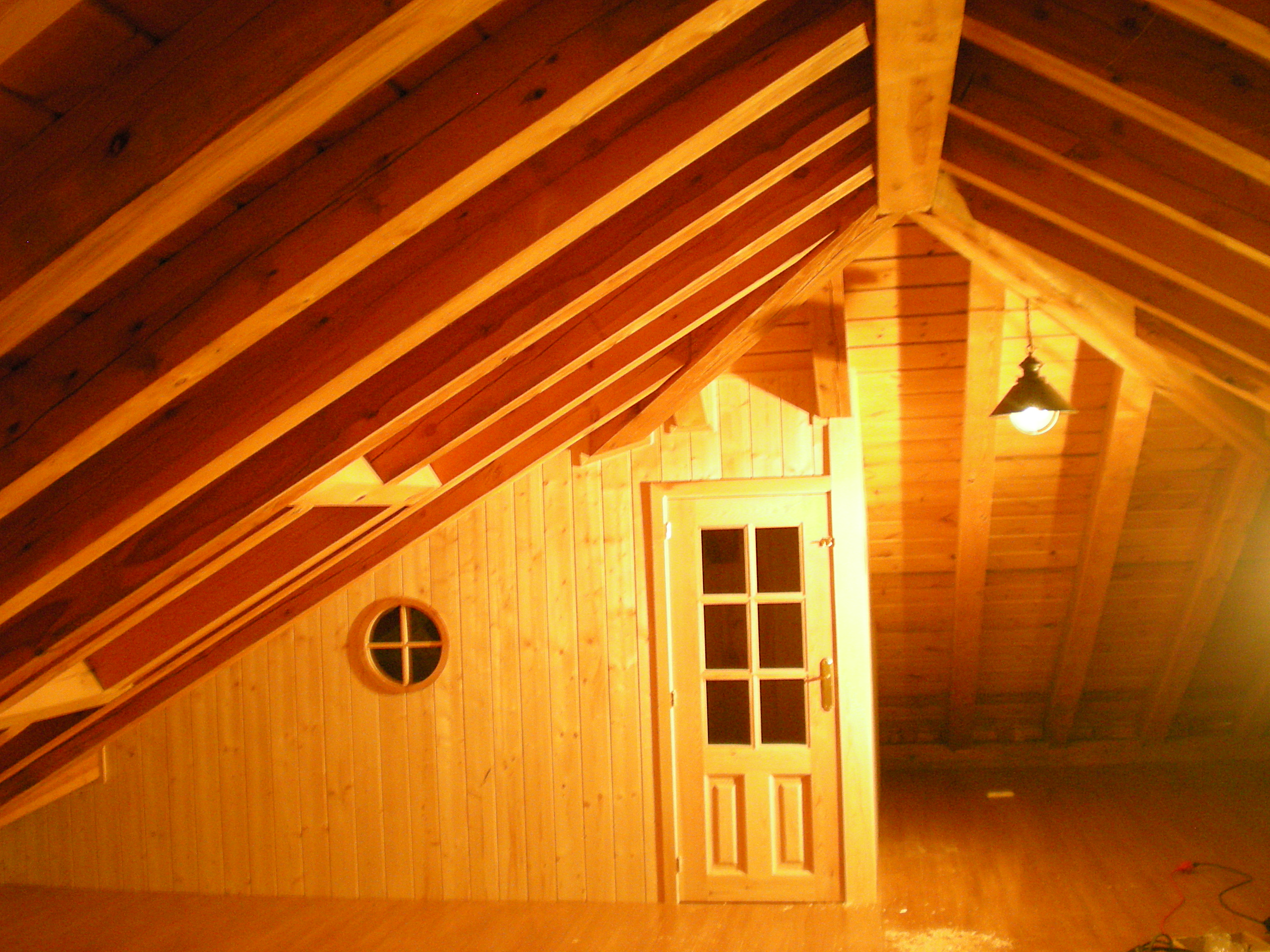 Falsos techos carpinter a de prado for Falsos techos de madera