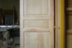 Puerta castellana 3 plafones