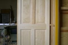 Puerta castellana 4 plafones