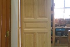 Puerta castellana 5 plafones